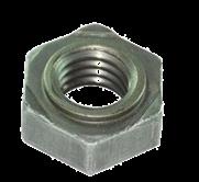 焊接六角螺母